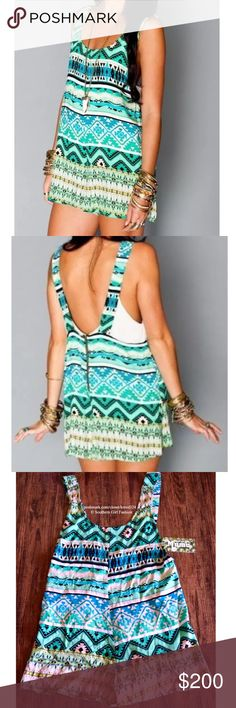 SHOW ME YOUR MUMU Classic Romper Print Mini Swing Available Sizes: Small and Medium. New With Tags. $145 MSRP + Tax.   • Beautiful green printed romper featuring an open back & exposed partial zip closure. • Effortless & shapeless silhouette. • Pattern & placement varies. • Unlined, soft polyester material. • Made in the USA. • Measurements provided in comments below.  {Southern Girl Fashion - Closet Policy}  ✔️ Same-Business-Day Shipping (10am CT) ✔️ Reasonable best offer considered when…