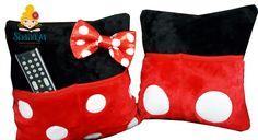 Almofadas Mickey e Minie