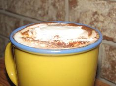 French Style Hot Chocolate (using nutmeg, cinnamon, allspice, vanilla & almond extracts...)