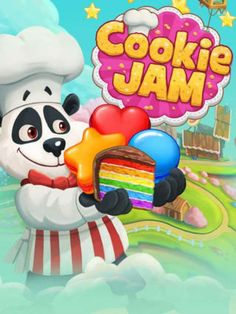 8 Best Cookie Jam Game! images in 2018 | Jam cookies, Android, Game