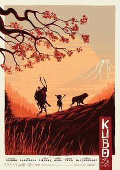 Kubo and the Two Strings by Matt Ferguson