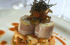 Thackeray's Restaurant, UK Tunbridge Wells, Plating, Presentation, Pork, Wellness, Restaurant, Dishes, Meat, Kale Stir Fry