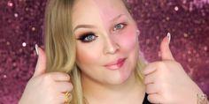 Pozrite na tú zmenu: Videoblogerka ukázala moc mejkapu | Diva.sk