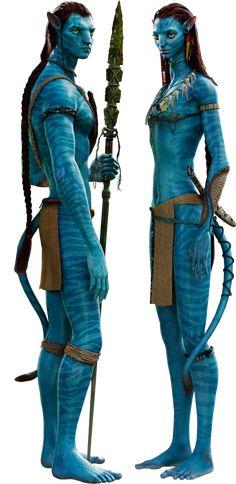 Avatar 2009 Jake Sully and Neytiri  1292x2649 by sachso74 on DeviantArt