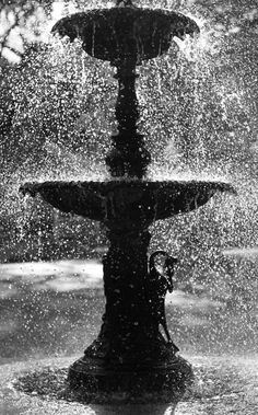 Central Park Fountain, Rochester MN