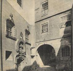 Arco do Colégio novo actual Palácio de Sub-Ripas