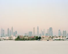 Skyline  Dubai, UAE 2013