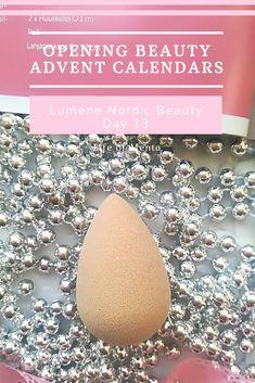 Opening Lumene Nordic Beauty Day 13