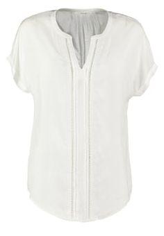 weiße Bluse kombinieren