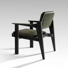 Toro dining chair is named after the Spanish word for bull and comes in a straight and A-frame and can be fully customized from a range of timber, velvet, leather and other fabrics.