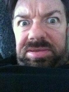 "Ricky's ""mong"" face."