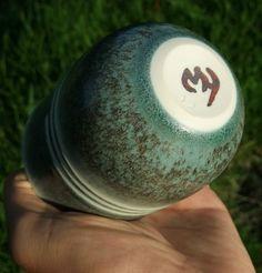 Vase by Mette Harning - Danish art pottery, Denmark, Scandinavian - MY mark
