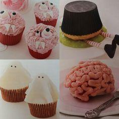 Escoge la mejor opción dulce para este mes de Halloween