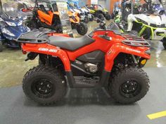 New 2017 Can-Am Outlander 570 ATVs For Sale in California. 2017 Can-Am Outlander 570, 2017 Can-Am® Outlander 570 MOST ACCESSIBLE PRICE EVER Raise your expectations, not your price range. Get the all-terrain performance you'd expect from Can-Am at the mos