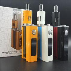 Original Joyetech Evic VT E Cigarette 5000mAh Joyetech Evic VT Starter Kit Joye EVIC-VT Temperature Control Starter Kit VS Kanger Subox Kit from Benemore,$51.31 | DHgate.com