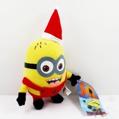 Happy Minions Christmas !!! http://www.minionsfans.com/minions-christmas-products/