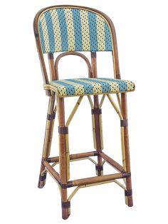 Chaise rotin jaune vert Collections - Maison Gatti   Inspiration ...