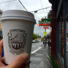 | Portland: The Ten Best Things To Do | Stumptown coffee