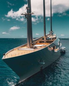 Yacht renting will make it significantly increasingly exceptional. In this article, we are going to give you a couple of tips that can enable you to rent a decent yacht. Yacht Design, Boat Design, Super Yachts, Luxury Yachts, Luxury Cars, Yacht World, Yacht Boat, Sailing Yachts, Sailing Boat