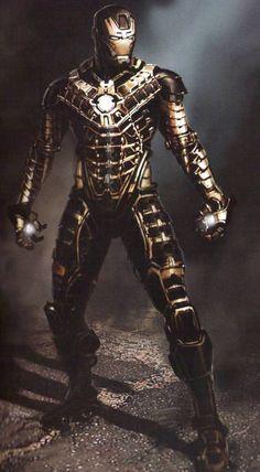 IRON MAN 3 Armor Concepts