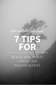 Colour has become ubiquitous with landscape photography, but there are plenty of reasons for pursuing black and white landscape photography.  Some of the best in the business worked and work exclusively in black and white, and here are 7 tips to get you started in the world of monochrome.  #photography #photographytips #photographyinspiration #blackandwhite #landscapephotography Landscape Photography Tips, Photography Tutorials, Amazing Photography, Street Photography, Portrait Photography, Travel Photography, Black And White Landscape, Busy At Work, Monochrome Photography