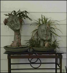 My face planters