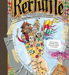 """Kerfuffle is the eleventh book in Aldo's series, which is similar to The Wimpy Kid, although Kerfuffle's detailed illustrations contribute more to the overall story. Aldo Zelnick books introduce new words beginning with the title's first letter. Kerfuffle, then, has words beginning with the letter """"K."""""""