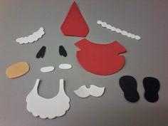 Olá a todos novamente!!     Como estamos em clima de Natal, vou postar dois trabalhos meus que fiz para o meu local de trabalho: Guirlandas...