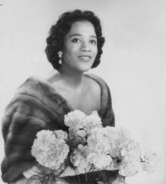 1944: First African American to receive a contract with a major American opera company: CamillaWilliams.