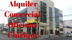 Alquiler de locales comerciales y oficinas en David centro Chiriquí