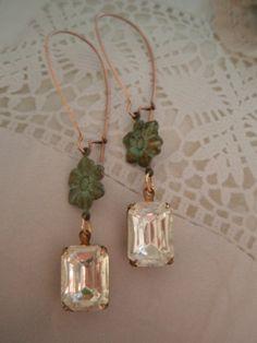 ❥ vintage earrings