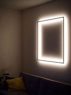 Amazing Lights from Aliexpress (click in photo) watch now! Interior Lighting, Home Lighting, Modern Lighting, Lighting Design, Lighting Ideas, Bedroom Lamps Design, Bedroom Decor, Interior Architecture, Interior Design