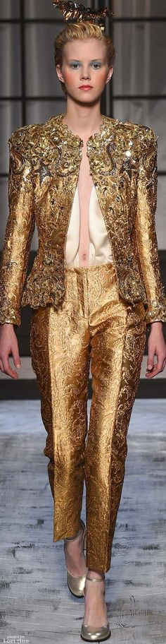 Schiaparelli Haute Couture Fall/Winter 2015-2016 Want us to pay for your shopping and your travel? Also you have to do is refer us to someone looking to make a hire. contact me at carlos@recruitingforgood.com