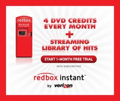 Redbox Instant Movie Streaming — The Zone Expo
