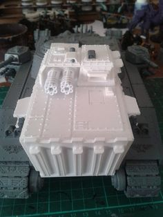 Warhammer 40k Emperor, Warhammer 40000, Super Tank, 40k Imperial Guard, Space Marine, Flyers, Minis, Weapons, Conversation