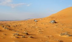 Oman | Weekend trip to Wahiba Sands  credit: Soren Laegaard view on Fb https://www.facebook.com/SinbadsOmanPocketGuide  #Oman #Travel #TravelToOman #MyOman #sinbadpocketguide