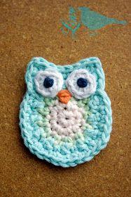 Love The Blue Bird: Owl...