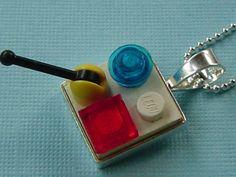 Lego jewelry!