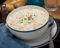 Pacific Coast Clam Chowder Recipe, How To Make Clam Chowder, Chowder Recipes, Soup Recipes