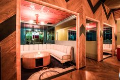 Grandpa Johnsonu0027s, A New Art Deco Inspired Cocktail Lounge In Hollywood, Is  A