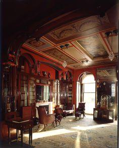 Sir John Soane Museum.  via http://widecow.com