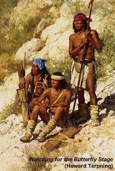 Native American Paintings, Native American Pictures, Indian Pictures, Native American Artists, Native American History, Indian Paintings, Native Indian, Native Art, American Indian Art