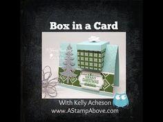 OSAT Blog Hop - Winter Holiday - A Stamp Above