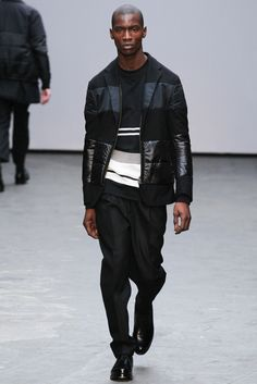 Fall 2015 Menswear Casely-Hayford  http://www.style.com/slideshows/fashion-shows/fall-2015-menswear/casely-hayford/collection/8