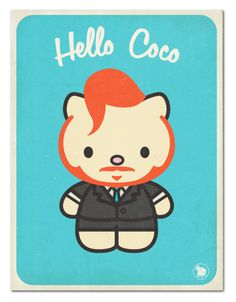 hello coco. ▼ erdëmGULTEKIN.