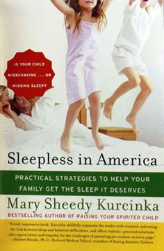 Sleepless In America: Is Your Child Misbehaving or Missing Sleep? by Mary Kurcinka. Brooke Randolph reviews this book for MLJ Adoptions.