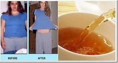 Este té es un poderoso antioxidante capaz de quemar toda la grasa que se acumula en el abdomen y la espalda, no es necesario hacer mayores dietas ni grandes rutinas de ejercicios.