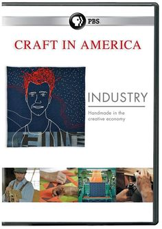 Industry explores the business of the handmade, taking us to workshops where artists are crafting the future and making contributions to the local and national economies. 60 min. http://highlandpark.bibliocommons.com/search?utf8=%E2%9C%93&t=smart&search_category=keyword&q=craft%20america%20industry&commit=Search&formats=DVD