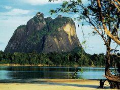 Piedra del Cocuy Amazonas
