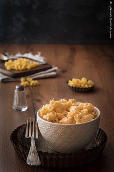 Mac & Cheese - ein amerikanischer Klassiker! So lecker!